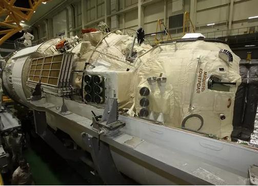 Rusia lanza al espacio su módulo Nauka, clave para la Estación Espacial Internacional