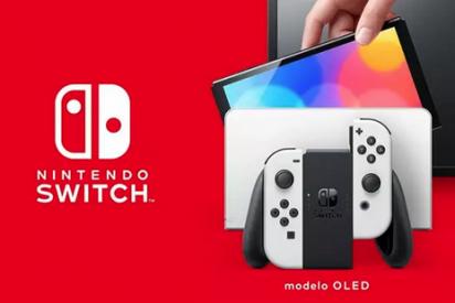 Nintendo muestra todos los detalles de su nuevo Switch, con pantalla OLED