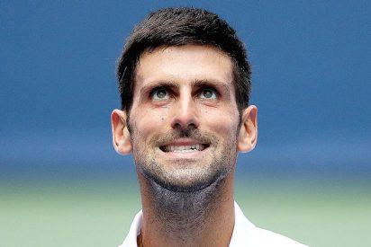 Djokovic gana a Berrettini en Wimbledon e iguala a Nadal y Federer con 20 Grand Slams