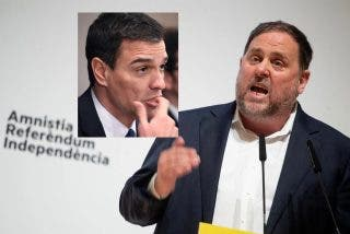 """Zasca de Junqueras a Sánchez: """"Repetiría el 1-O, pero mejor, siendo más y más fuertes"""""""