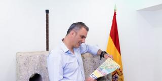 Ortega Smith inaugura esta tarde la nueva sede de VOX en Valladolid