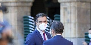"Pedro Sánchez se lleva un abucheo 'cum laude' en Salamanca: ""¡Eres una rata traidora!"""