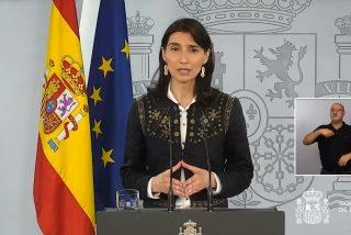 Pilar Llop amordaza a la prensa tras tumbar el Constitucional el confinamiento impuesto por Pedro Sánchez