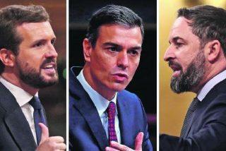 Encuesta: PP y VOX logran una holgada mayoría absoluta frente a un Sánchez castigado por los indultos