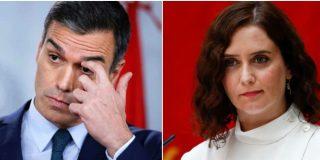 """Isabel Díaz Ayuso: """"Que sepas Sánchez, que los nacionalistas te van a engañar"""""""