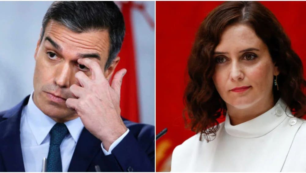 Isabel Díaz Ayuso despedaza con una simple pregunta el nuevo 'dislate feminista' del Gobierno de Sánchez