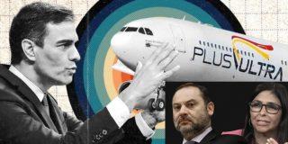 El pufo de Plus Ultra es el aperitivo de lo que van a pillar los amigos de Sánchez con los fondos europeos