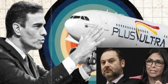 El pufo de Plus Ultra es alargado: Pedro Sánchez miró para otro lado con una deuda de 450.000 euros de la compañía con la Seguridad Social