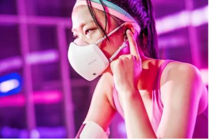 La mascarilla PuriCare de LG ahora cuenta con micrófonos y altavoces