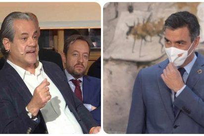 """De Quinto se opone a que Sánchez infle la Administración en plena crisis: """"Te echan a la calle si lo planteas en el sector privado"""""""