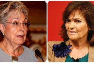 """La vicepresidenta del TC denuncia las presiones del Gobierno Sánchez: """"He recibido llamadas del Ejecutivo"""""""