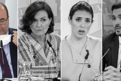 La 'guerra del chuletón' acelera una crisis de Gobierno que hará saltar por los aires la coalición PSOE-Podemos