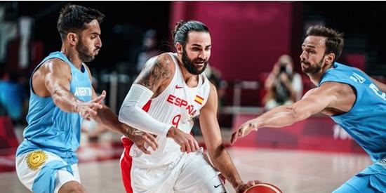 Un indetenible Ricky Rubio meta a España a cuartos de los JJOO