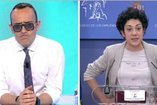 """Risto desafía a la diputada de Podemos que negó que Cuba es una dictadura: """"¿Se llevaron a Dina Stars para hablar de democracia?"""""""