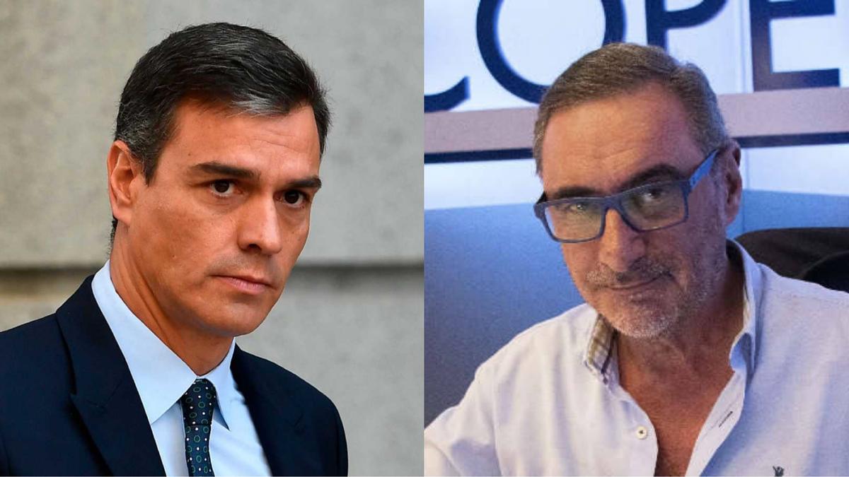 """Carlos Herrera: """"Las posturas idiotas de los ministros de Sánchez solo se entienden por salvaguardar los intereses de España en Cuba"""""""