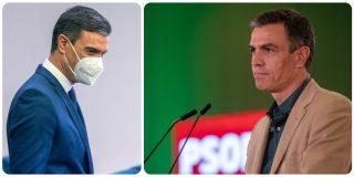 Sánchez vuelve a mentir: dijo que en agosto estaría inmunizada el 70% de la población y ahora dice que será a final de año