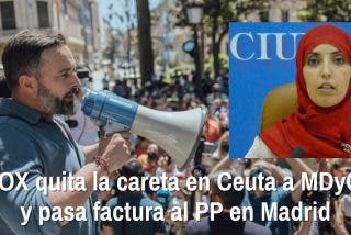 El PP cae en Ceuta en la trampa del PSOE y paga el precio en Madrid y Andalucía