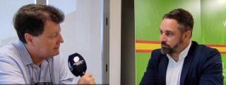 """Santiago Abascal: """"Lo de Ceuta es sólo un ensayo para el futuro pacto PP-PSOE"""""""