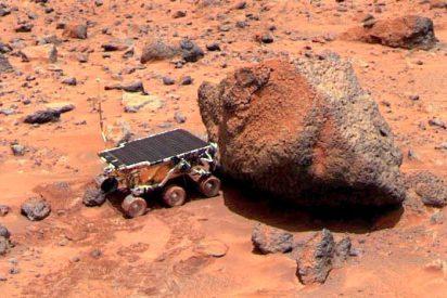 El primer rover enviado a Marte cumple 24 años en el Planeta Rojo