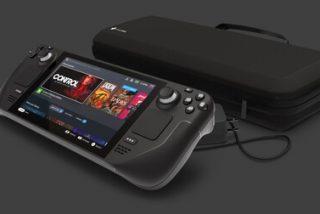 La consola portátil Steam Deck permitirá jugar a títulos de PC