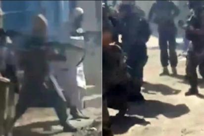 Talibanes acribillan sin piedad a 22 soldados afganos que se rinden y están desarmados