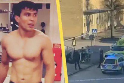 Suecia condena a cadena perpetua y deportación al afgano radical que apuñaló a 7 personas