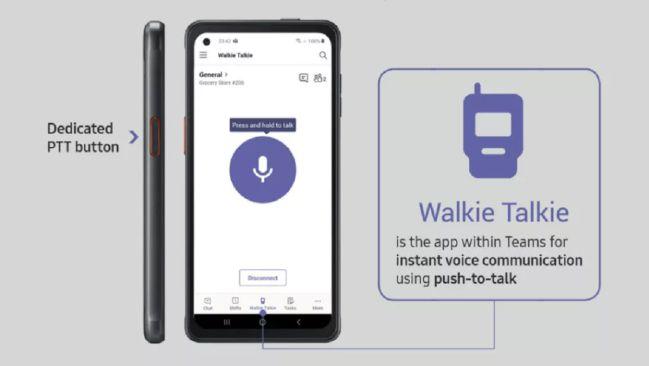 La app 'walkie talkie' de Microsoft llega al sistema operativo móvil iOS