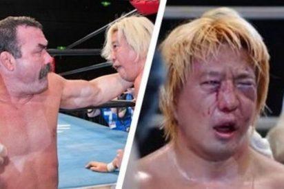 Yoshihiro Takayama vs Don Frye: tan brutal que el árbitro se puso a llorar