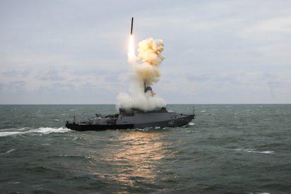 Rusia prueba de nuevo su misil hipersónico Zircon, el 'juguetito' preferido de Vladimir Putin