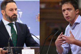Errejón vincula a VOX con las agresiones homófobas y los de Abascal le retratan con datos