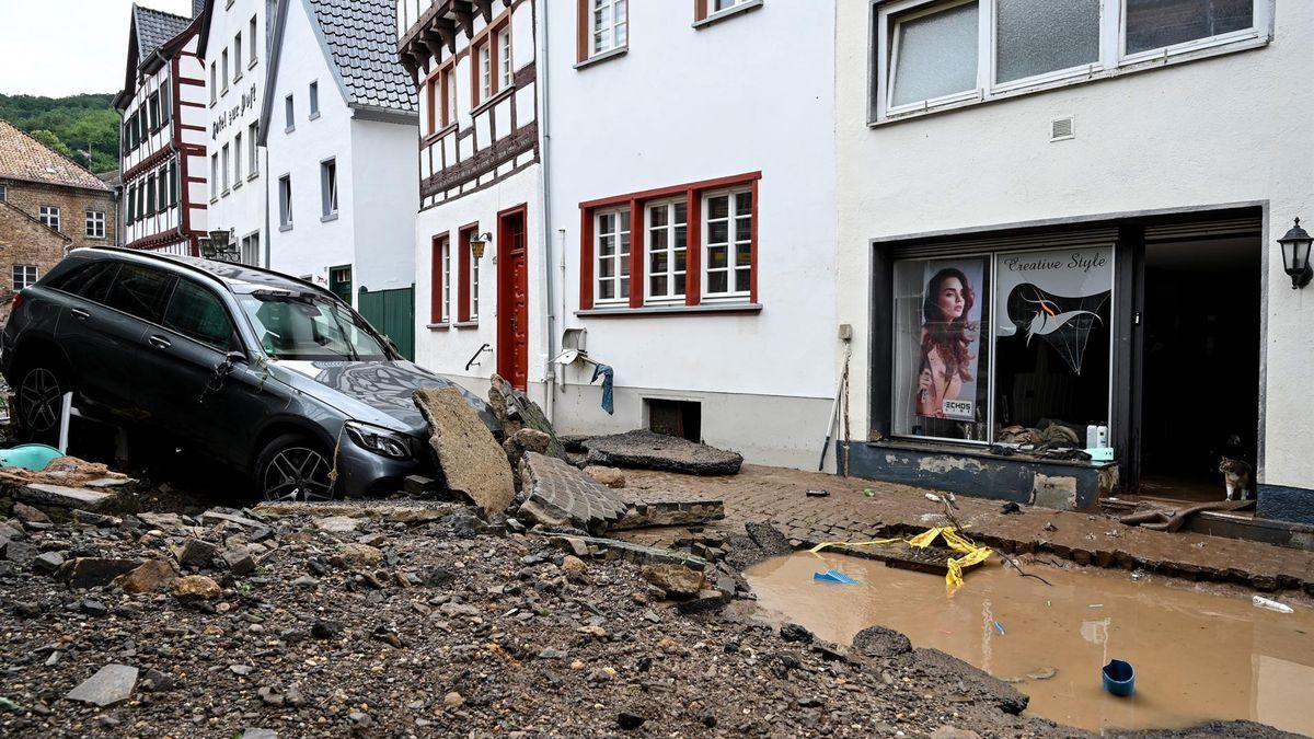Alemania y Bélgica, sometidas por las tormentas e inundaciones: Al menos 46 muertos y decenas de desaparecidos