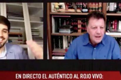 Alfonso Rojo ya contó hace tres meses que Pablo Iglesias vivía en la calle Serrano