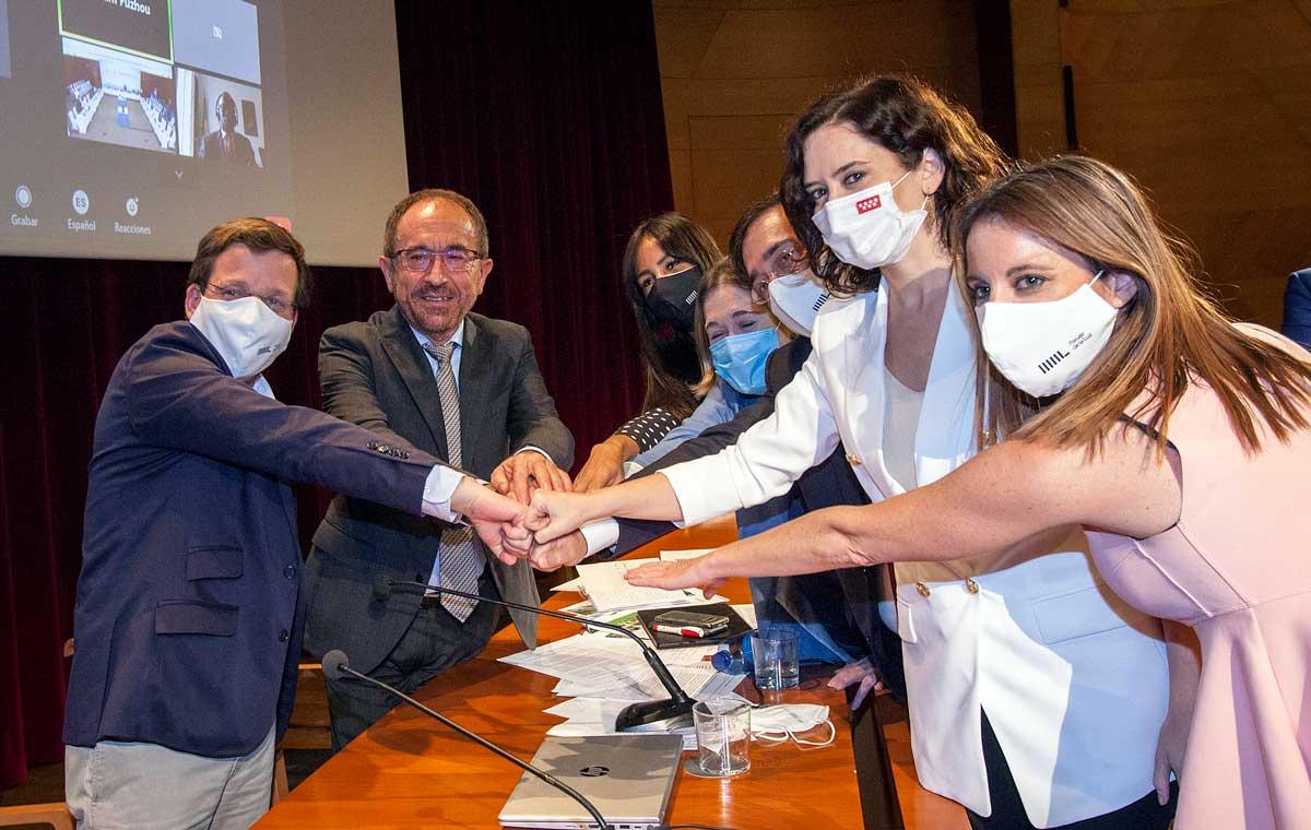 """Madrid: Declaran al """"Paisaje de la Luz"""" Patrimonio Mundial"""