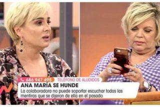 """""""Se ha demostrado lo mala persona que es"""": Terelu Campos, vapuleada por su actitud en 'Viva la vida'"""
