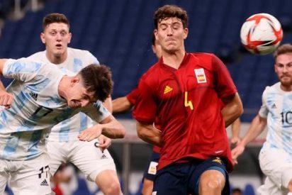 España empata con Argentina y conquista su pase a cuartos contra Costa de Marfil