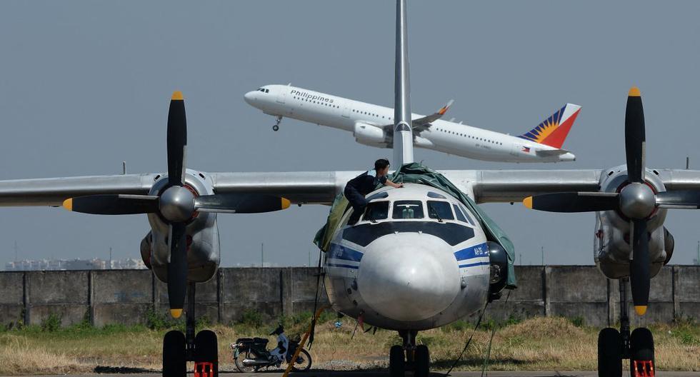 Se estrella un avión con 28 pasajeros en la península rusa de Kamchatka