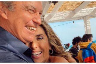 Agitación en Mediaset: ¿Rumores de 'rollo' entre Bertín Osborne y Paz Padilla?