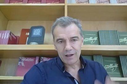 Los insultos de la izquierda a Toni Cantó se le vuelven en contra: el PP llevaba en su programa la Oficina del Español