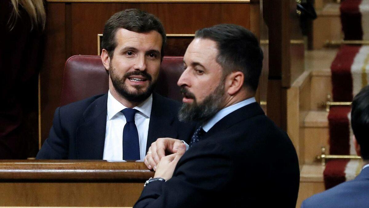 Encuesta: El PP y VOX arrebatarían a Sánchez la Moncloa, con un PSOE-Podemos que se desploma rápidamente