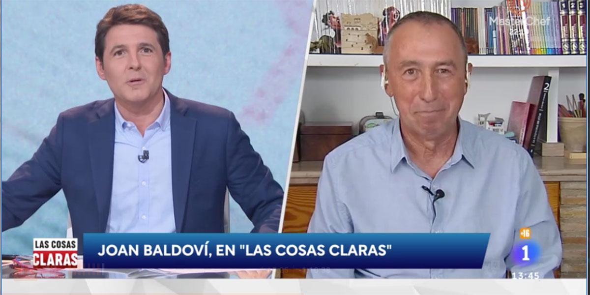 """Cintora lloriquea ante su despido de TVE: """"Igual con uno no se está teniendo respeto"""""""