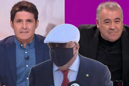 """Salvaje palo de Cintora a Ferreras en directo: """"En TVE no tenemos nada que temer por conectar con Villarejo"""""""