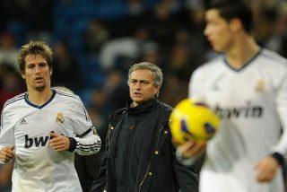 """Florentino desencadenado: llama """"imbécil"""" a Cristiano, """"anormal"""" a Mourinho y """"tolili"""" a Coentrao"""