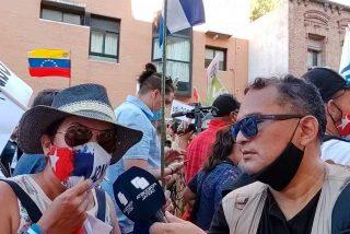 """Cubanos en Madrid: """"El pueblo cubano se está muriendo de hambre y de miseria"""""""