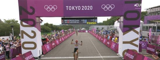 Segunda medalla para España: bestial remontada de David Valero para lograr el bronce en bici de montaña