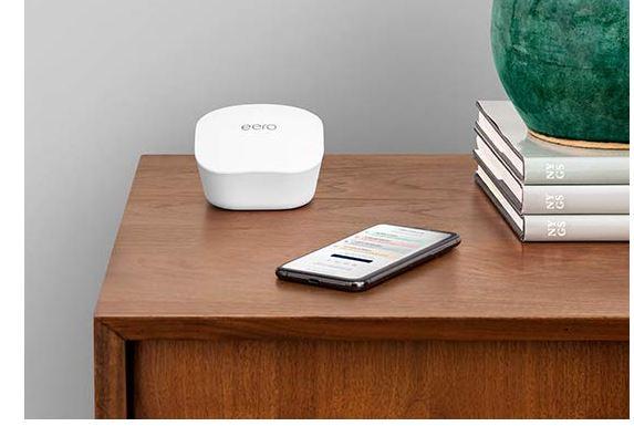 Eero y Eero Pro, las redes wifi en malla de Amazo