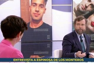 """Espinosa de los Monteros revienta 'La hora de La 1': """"En este mismo programa se manipula en contra de VOX"""""""