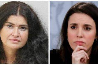 Lucía Etxebarria deja en evidencia el sectarismo feminista de Irene Montero con otra pifia lingüística