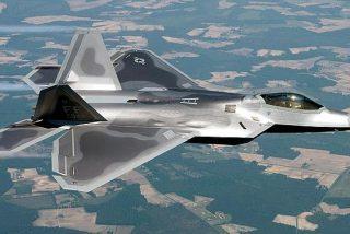 EEUU retará a China con un ejercicio militar con 25 aviones de combate de última generación