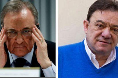 Abellán exigió 10 millones de euros al Real Madrid para hacer desaparecer las cintas de Florentino Pérez