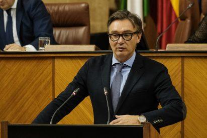 """VOX Andalucía exige a la Junta """"finiquitar"""" inmediatamente la administración paralela socialista"""